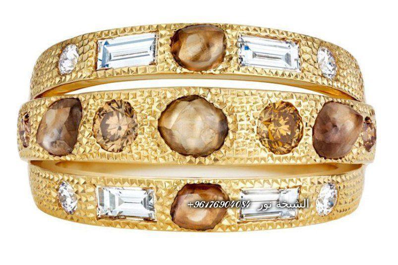 صورة خاتم دي بيرز مجوهرات عالمية للسعادة والحظ-الشيخة نور الصادقة 0096176904084